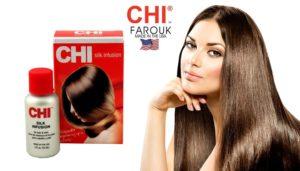 CHI Silk Infusion promo