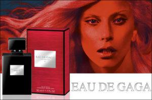 Lady Gaga eau de gaga-promo