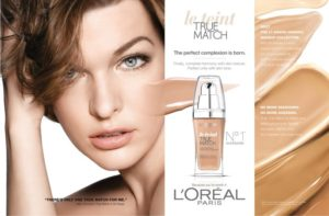 loreal-true-match-foundation-ad